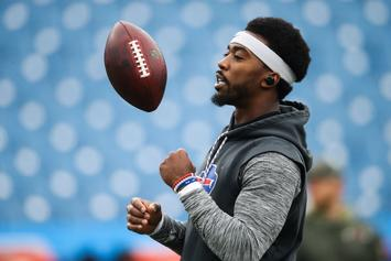 Buffalo Bills Bench Tyrod Taylor In Favor Of Rookie QB