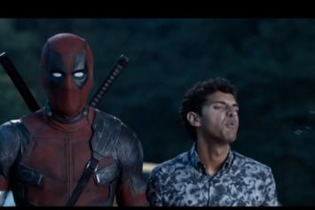 """Deadpool 2"" Trailer Pays Tribute To Bob Ross"