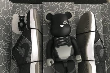 """Medicom Toy & Nike SB To Release """"BE@RBRICK"""" Dunk Low Sneaker This Holiday"""