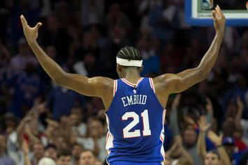 NBA Twitter Reacts To Joel Embiid's Monster Performance In L.A.
