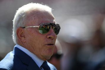"""NFL Accuses Jerry Jones Of """"Conduct Detrimental To The League"""""""
