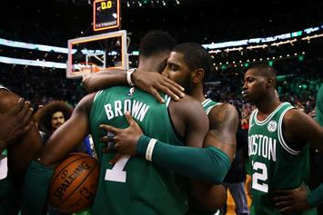 Celtics' Jaylen Brown Leads Team To Victory Hours After Best Friend Dies