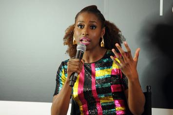 """Issa Rae Explains How """"Insecure"""" Pulled Off Oral Sex Scene In Season Two"""