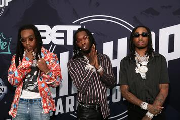 "Migos Will Be Dropping ""Culture 2"" In January: Report"