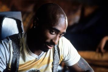 Nude Tupac Photo Up For Auction