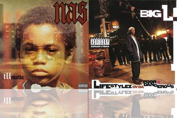Nas Vs. Big L: Who Had The Better Debut Album?
