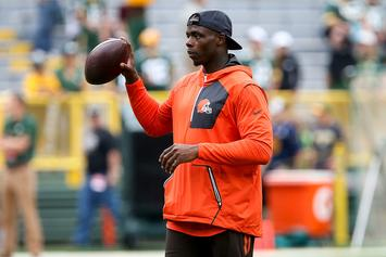 Josh Gordon Says He Made $10,000+ A Month Selling Weed In College