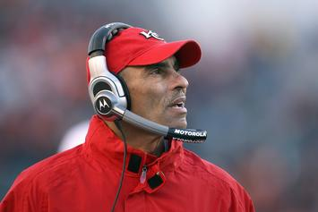 "ESPN's Herm Edwards ""Serious Candidate"" To Become ASU Head Coach"
