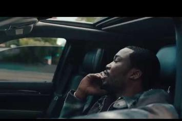 "Meek Mill Shows The True Meaning Of A Ride-Or-Die Chick In ""Fall Thru"" Video"