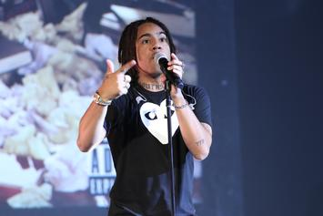 Vic Mensa Criticizes Future For Rapping About Drugs For Record Sales