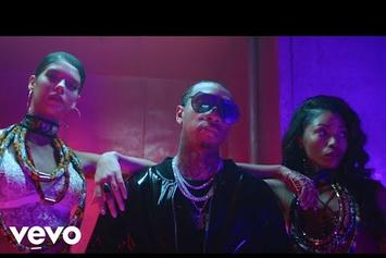 """Tyga Grabs 24hrs For """"Mercedes Baby"""" Video"""