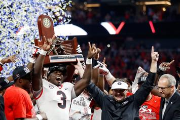 UGA Football  Wins 1st SEC Championship in 12 Years; Twitter Reacts