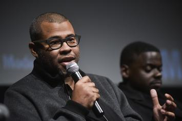 "Jordan Peele Discusses Crazy Fan Theories For ""Get Out"""