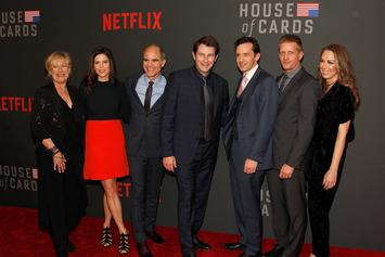 "Netflix's ""House Of Cards"" Will Resume Production Without Kevin Spacey"