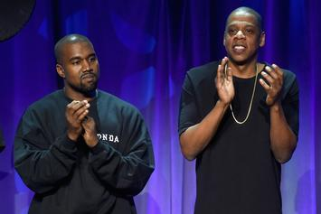 """Jay-Z Shouts Out Kanye West During """"4:44"""" Chicago Stop"""