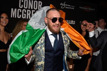 """Conor McGregor Shouts Out Rita Ora After Their """"Date Night"""""""