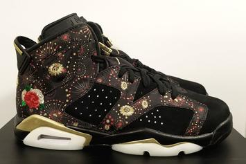 """Chinese New Year"" Air Jordan 6 To Release In January"
