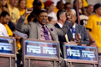 "Jalen Rose On Supposed Joel Embiid Beef: ""We Cool"""