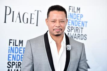 "Terrence Howard Hilariously Responds To ""Mayne"" Memes"