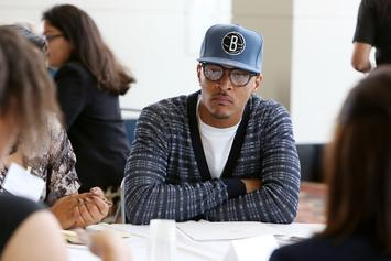 T.I. Echoes Anti-Donald Trump Sentiment On Issue Of Civil Rights