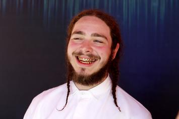 "According To Post Malone, He Only Has ""One Good Song"""