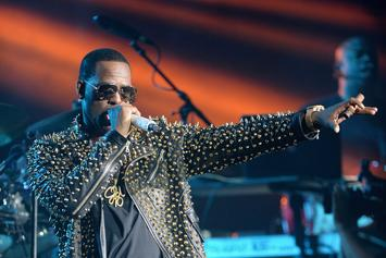 R. Kelly Shares Post-Burglary Images Of The Inside Of His Mansion