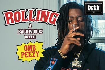 "OMB Peezy Details Getting High At 8 Years Old On ""How To Roll"""