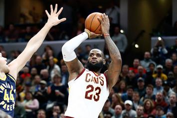 """Lakers """"A Long Shot"""" To Sign LeBron James: Report"""