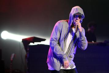 Eminem Performs Live Medley On BCC Radio 1