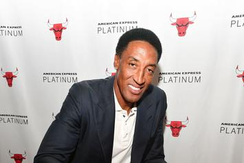 "Scottie Pippen: LeBron's Stats Are ""Probably"" Ahead Of Michael Jordan"