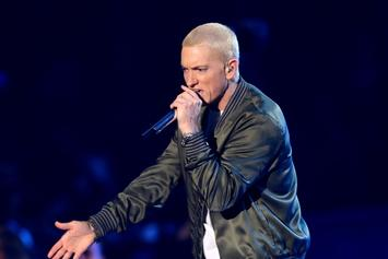 "Eminem Announces ""Revival"" Pop-Up In Detroit Including Mom's Spaghetti"