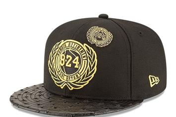 New Era Reveals $8,024 Kobe Bryant Snapback