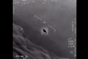 "Former Pentagon Official & UFO Footage Proves ""We May Not Be Alone"""