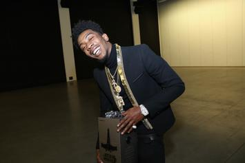 Desiigner Learns About The Story Of Hanukkah