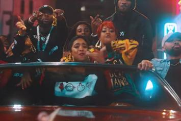 "Rapsody Hits Up A Wild House Party In Her New Video For ""Sassy"""
