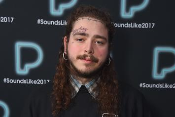 "Post Malone Says The NFL ""F***ed Over"" Ezekiel Elliott"
