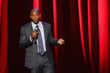"Watch A New Clip From Dave Chappelle's Upcoming Netflix Special ""Equanimity"""