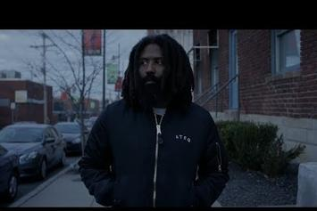 """Murs Drops Off Visuals For """"Melancholy"""""""