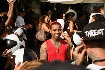 Yung Berg Reportedly Arrested For A 9-Year Old Weed Warrant