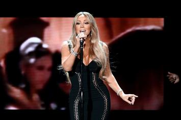 Mariah Carey Returns As Headliner For Time Square New Year's Eve Bash