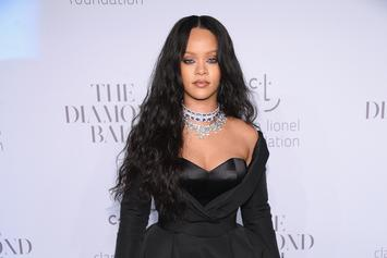 "Rihanna Shares Touching Video Of Late Cousin: ""Be Grateful For Life"""