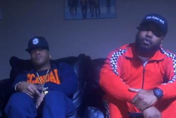"Styles P & Nino Man Team Up For New Video ""Block Fear"""