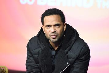 Mike Epps Facing Idea-Stealing Allegations Over His New TV Project