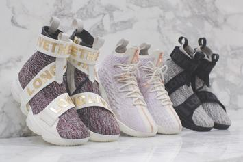 Kith x Nike LeBron 15 Collection: Release Details Revealed