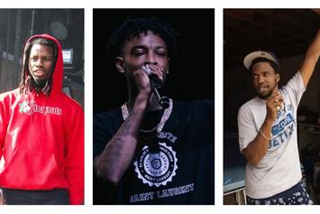 Curren$y, Denzel Curry, 21 Savage & More Share Their Favorite Album Of 2017