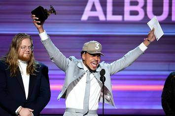 """Chance The Rapper Pitches """"Christmas Carol""""-esque Movie With Donald Trump"""