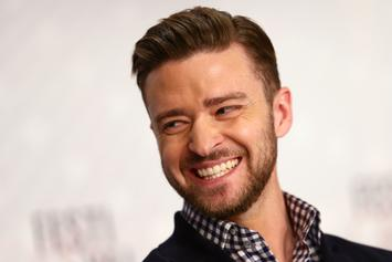 "Justin Timberlake Announces New Album ""Man Of The Woods"""
