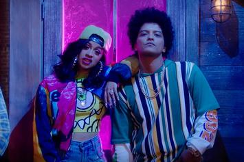 "Bruno Mars & Cardi B Pay Homage To ""In Living Color"" In New ""Finesse"" (Remix) Video"