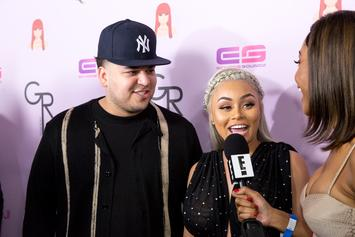 Rob Kardashian Denies Blac Chyna's Claim That He Assaulted Her