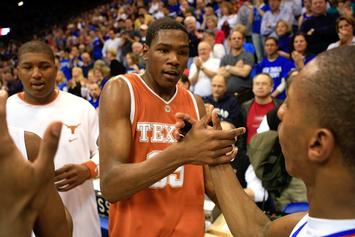 Kevin Durant Makes Massive Donation To The University Of Texas